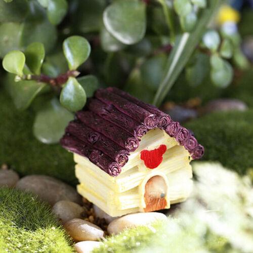 Figurine Craft Plant Pot Garden Ornament Miniature Fairy Garden De UWUK