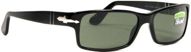 8f6f2f67fd Persol Sunglasses Model Po2747s 95 48 57mm Gloss Black W  Grey Glass  Polarized