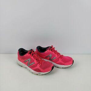 Da-Donna-New-Balance-490-V3-Speedride-in-esecuzione-rosa-Tg-UK-5-EU-37-5-shoes