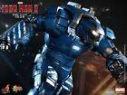 Hot Toys 1/6 Marvel Iron Man 3 Mms215 Igor Mk38 Mark XXXVIII Masterpiece Figure