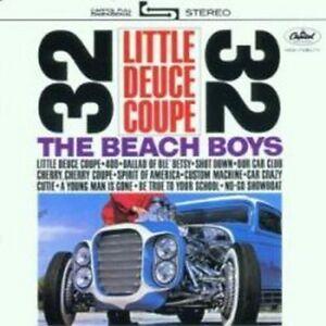 The-Beach-Boys-Little-Deuce-Coupe-All-Summer-Long-NEW-CD
