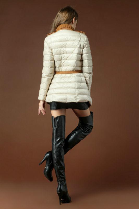 grandi prezzi scontati donna Leather Over Knee Knee Knee Thigh High stivali Pleated High Heels nero Fashion scarpe  80% di sconto