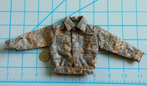 DID WWII German Jakob Blau Tunic 1//6 Toys Soldier Story Bbi Miniature Shirt 3R