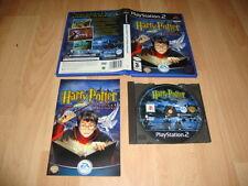 HARRY POTTER Y LA PIEDRA FILOSOFAL DE EA GAMES PARA LA SONY PS2 USADO COMPLETO