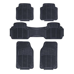 AUDI-Q7-S-LINE-ALL-YEARS-HEAVY-DUTY-UNIVERSAL-RUBBER-CAR-FLOOR-MATS-5-PIECE
