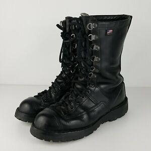 Danner Fort Lewis Gore-Tex 29110 Black Tactical Combat Boots Mens Size 9.5