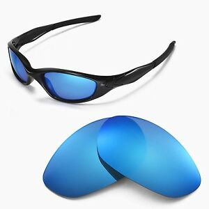 0 Wl Ice Details Minute New Oakley 2 Lenses For Sunglasses Polarized Blue Replacement About NPXk80wOZn