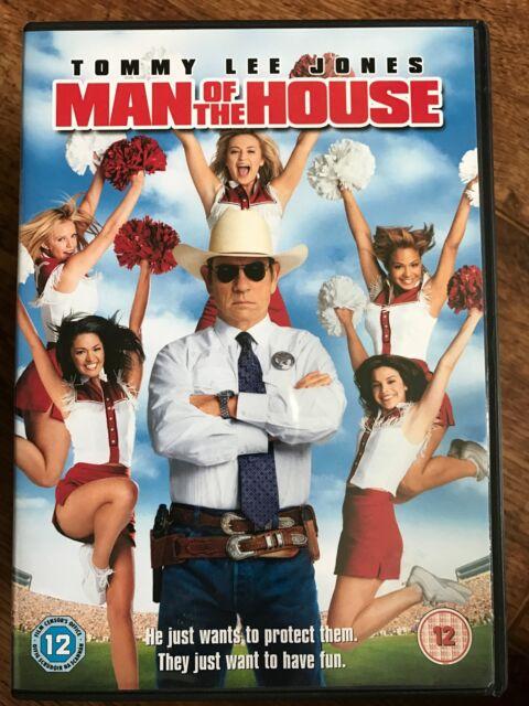 Tommy Lee Jones Christina Milian MAN OF THE HOUSE ~ 2005 Comedy |  UK DVD