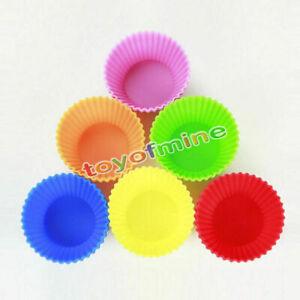 2pcs-set-Silicone-Cupcake-Cioccolato-Cottura-Al-Forno-Stampo-Muffin-Tazza
