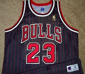 cc9bc82be Image is loading VTG-AUTHENTIC-MICHAEL-JORDAN-CHICAGO-BULLS-NBA-50-