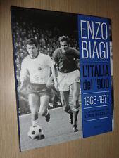 LIBRO BOOK N° 3 ENZO BIAGI L'ITALIA DEL '900 1968-1971 LORIS MAZZETTI RIZZOLI