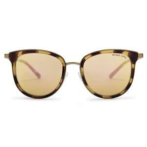 aaf102fd50176 Michael Kors Women s Adrianna I Mk1010 Tortoise gold liquid Rose Gold  Sunglasses
