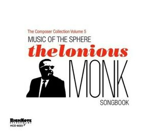 Various-Artists-Music-Of-The-Sphere-The-Thelonious-Monk-Songbook-N
