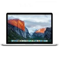 Apple Macbook Pro Retina 15.4 Laptop 16gb Ram, 256gb Ssd Intel I7 2.2ghz 15