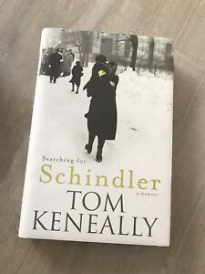 Searching-for-Schindler-by-Thomas-Keneally-Hardback-2007