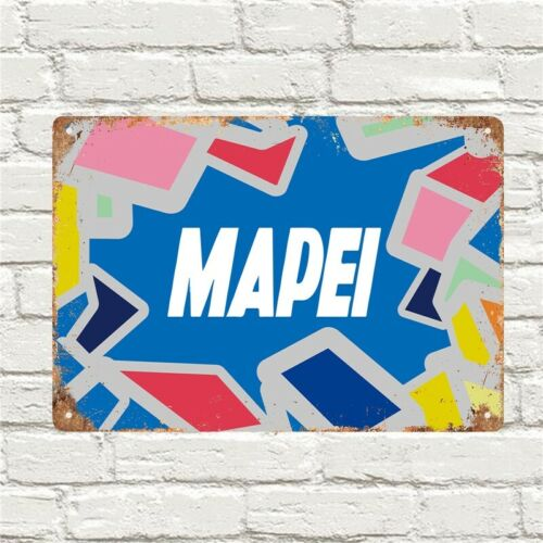Team Mapei Colnago cycling metal Wall Sign