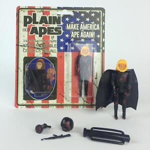 Make America Ape Again Résine Art Figure Par Barely Human Sdcc 2016 Comic Con