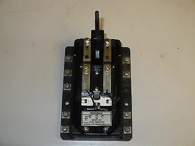 Westinghouse 293B254A21 Type SG Auxiliary Relay 250VDC