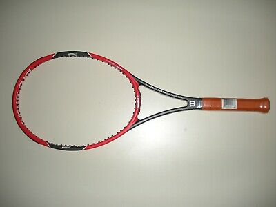 BRAND New Wilson Pro Staff 97 v13 Tennis Racquet 4 1//4 Racket 16x19 Latest model