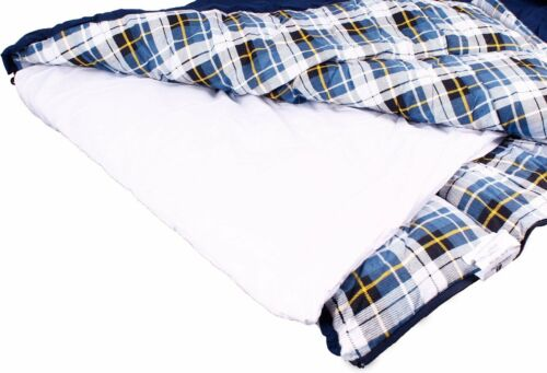 AWN 2-in-1 Schlafsack Deckenschlafsack und Decke abnehmbares Inlett Camping Boot