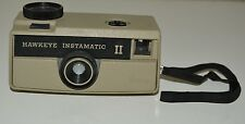 Vintage KODAK Hawkeye Instamatic II Camera Rare Uses 126 Film NY MINTY