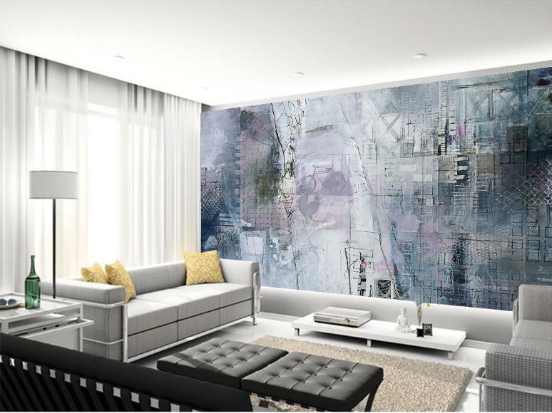 3D Graffiti Theme 753 Wall Paper Murals Wall Print Wall Wallpaper Mural AU Kyra