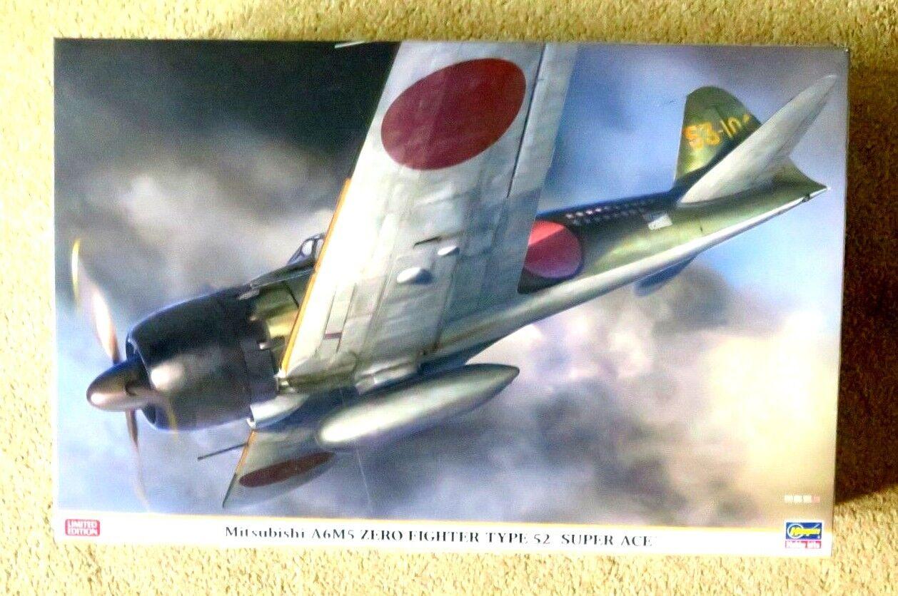 Hasegawa Mitsubishi A6M5 ZERO 'SUPER ACE'. 1 32nd Scale Model Kit