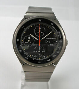 IWC-PORSCHE-DESIGN-CRONOGRAFO-AUTOMATIC-ref-3700-TITANIO-Day-Date-42-5-mm-watch