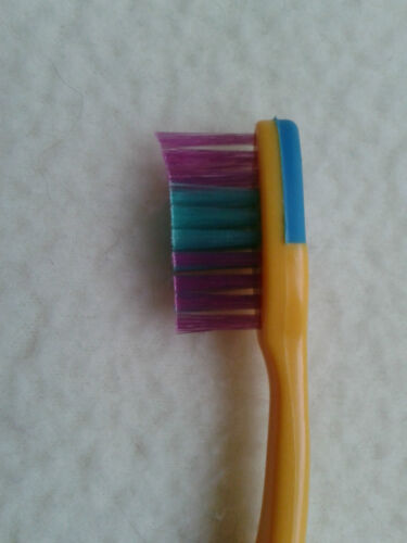 Bristles BABY//TODDLER,1st TOOTHBRUSH,Soft,Extra Reach Choose Colour,Boys,Girls