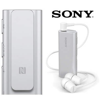 SONY Mobile Smart Bluetooth Stereo Handset SBH56 - SILVER