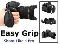 Pro Wrist Grip Strap For Sony Dsc-hx100v Dsc-hx200v