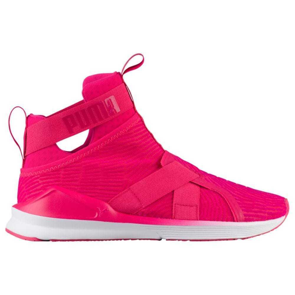 Puma Para Mujer Zapatos de entrenamiento firece Correa acudiendo espumoso espumoso espumoso Cosmo 189767-03 B  barato