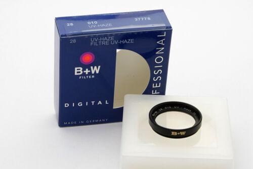 UV-Filter 010 Digital F-Pro # 37778 #2 B/&W 28mm