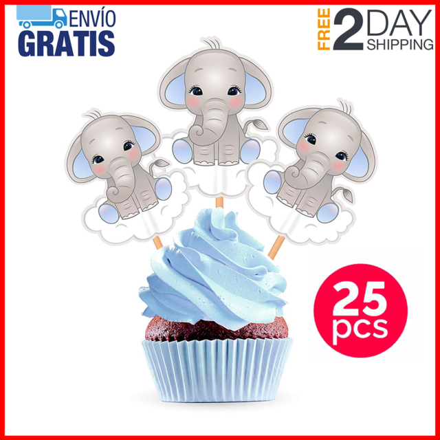Dog Theme Baby Shower Cartoon Candles Happy Birthday Party Cake Decorations