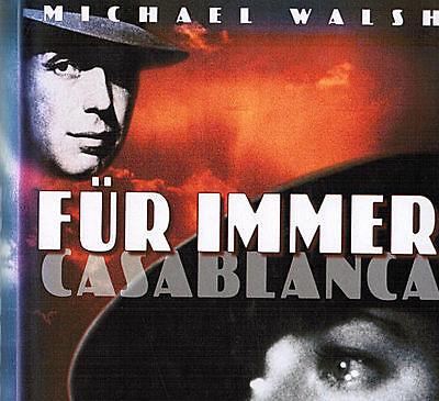 """""""für Immer Casablanca"""" Von Michael Walsh Modische Muster"""