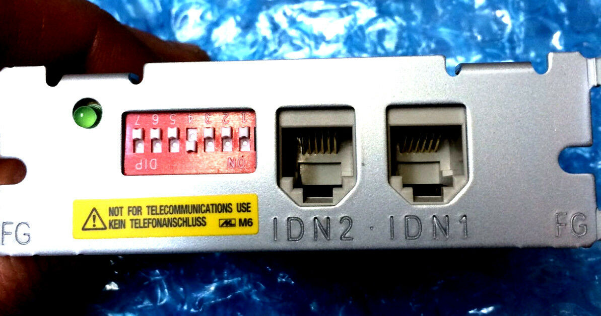 Micros IDN 7-Dipswitches for Epson TM-T88 TM-U200B TM-U220B Board POS