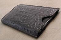 LG G3 echt Leder Tasche schwarz Handytasche Case Skin Hülle Bumper Etui Cover
