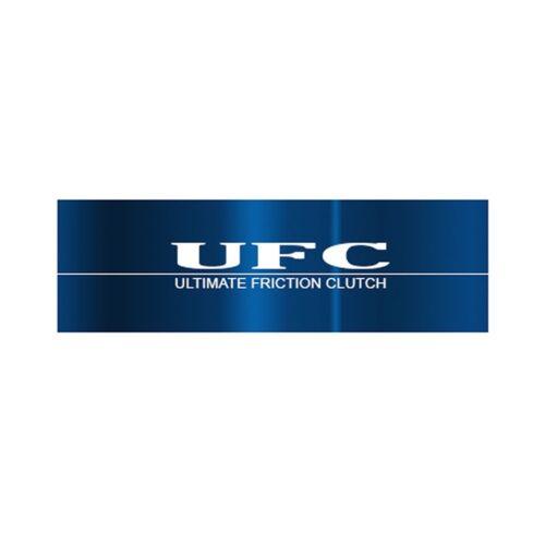 "UFC RACING STAGE 3 CLUTCH KIT SET MUSTANG LX GT SVT COBRA 10.5/"" 26 SPLINE TRANS"