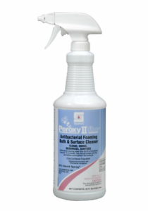 Case of 12 quarts Spartan Peroxy II Foaming Bath  & Surface Cleaner