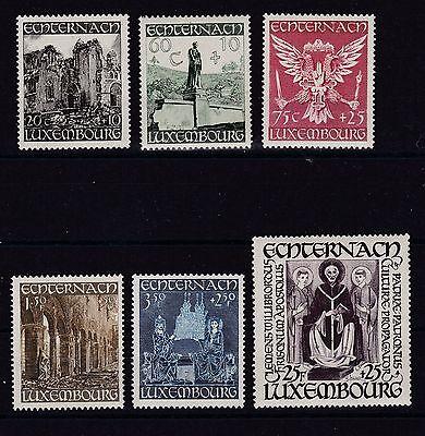 417-422 / Luxemburg 1947 Postfrisch Minr 3