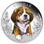 2018-Puppies-Beagle-Tuvalu-1-2-oz-Silver-Proof-50c-Half-Dollar-Coin-Colorized thumbnail 2