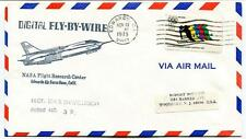 1973 F-8 Digital Fly-by Wire - Einer Enevoldson - Flight Research Edwards NASA