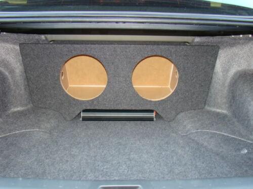 "2008-2012 Honda ACCORD 2-8/"" Custom SUB BOX Subwoofer Enclosure by ZEnclosures"