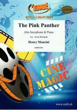Pink Panther Theme  Alto or Tenor Saxophone Henry Mancini Book Only WA 6014-401