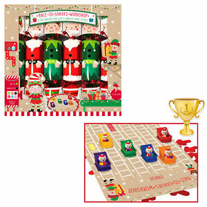 Christmas-Crackers-6-Pack-Novelty-Game-Choose-Design