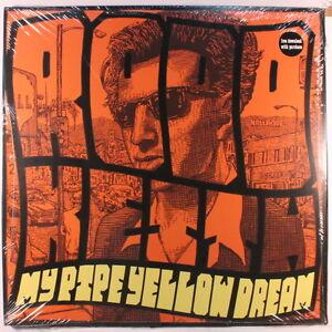 RODD KEITH: My Pipe Yellow Dream LP Sealed (w/ free ...