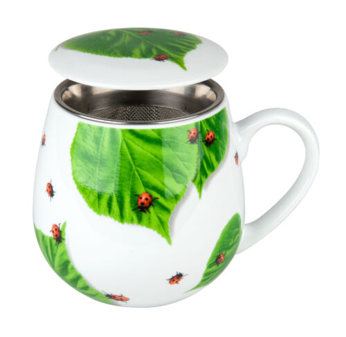 Tea for one-tea for you-Coccinelle teebecher tasse à thé teezubereiter gasxpert