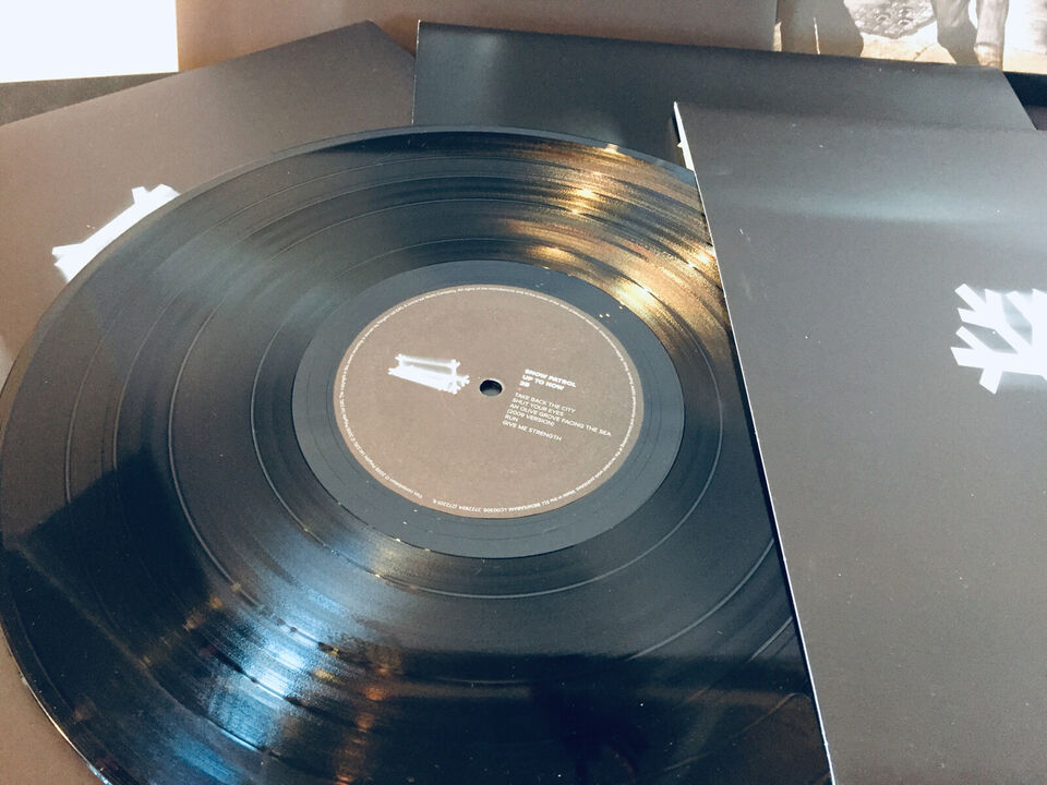 Snow Patrol - Up To Now - Limited edition LP /...