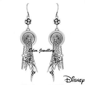 Wicked-Disney-Couture-Alice-in-Wonderland-MAD-HATTER-Scissor-Crystal-Earrings