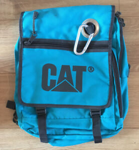Backpack-CAT-A-Licensed-Product-of-Caterpillar-Inc-Used-rare